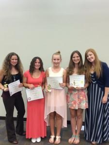 Certificate of Merit Awards